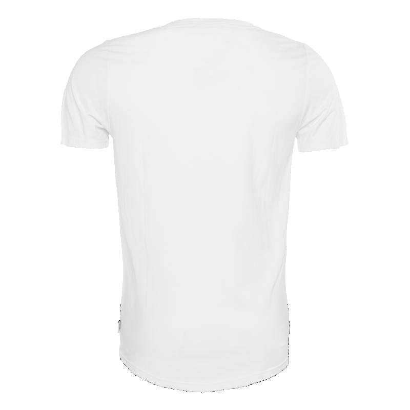 BALR. (BALR.)RED Club T-Shirt White Back