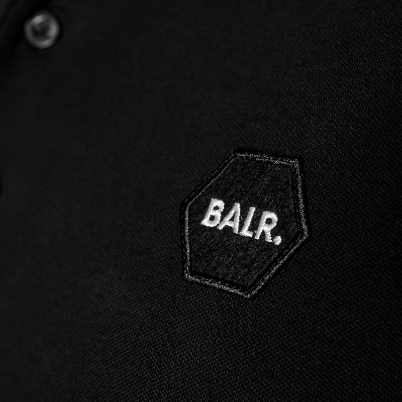 Black Badge Polo Logo