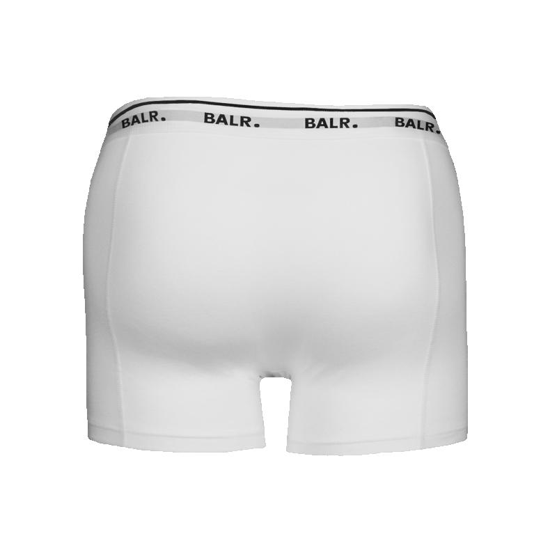 Trunks White Back