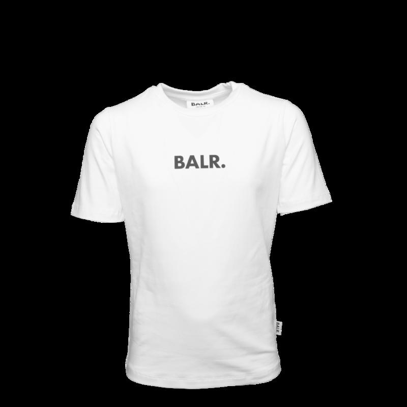 BALR. 10 T-shirt Kids White front