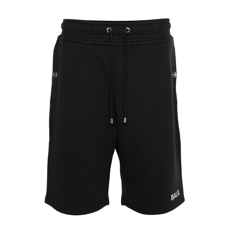 Q-Series Classic Sweat Shorts Black