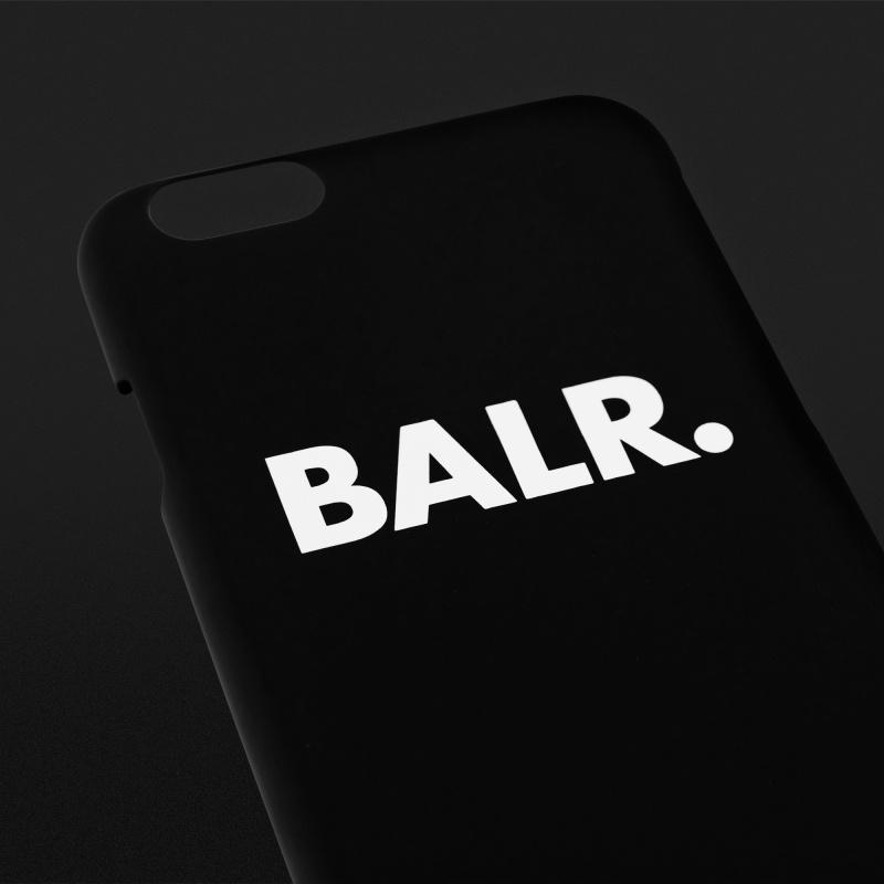 Black iPhone 6 Signature Case Detail