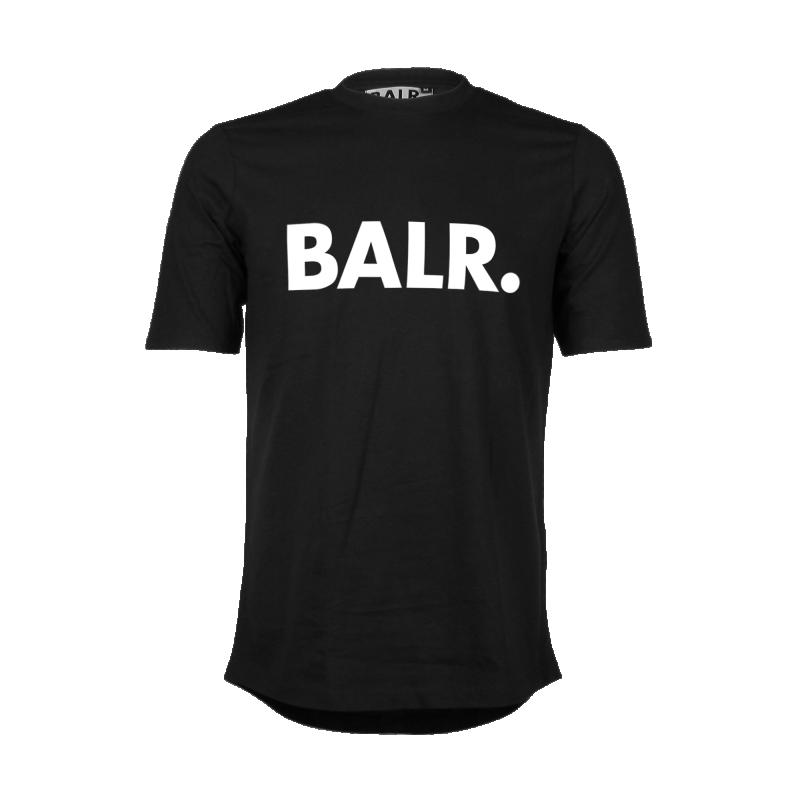 Brand Shirt Black Front