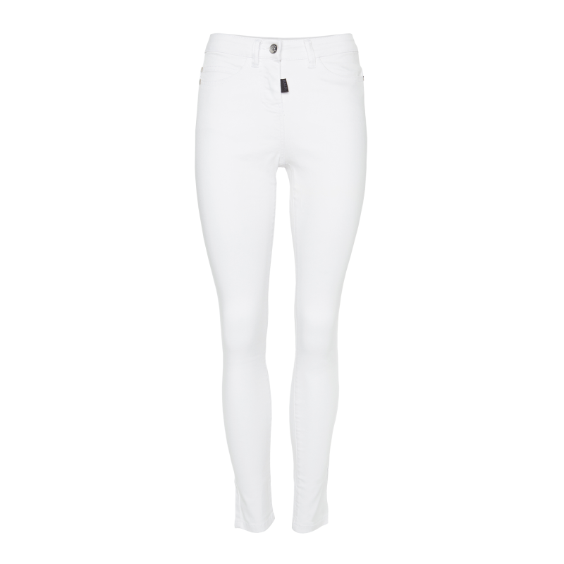 Women Skinny Jeans White