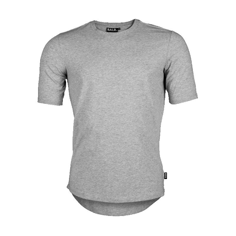 Grey BALR. 10 Shirt Front
