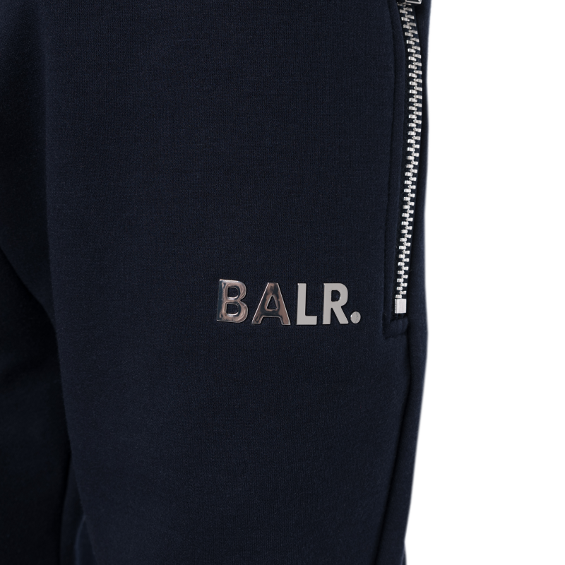 Detail BALR. Q-series Classic Sweatpants Marineblauw