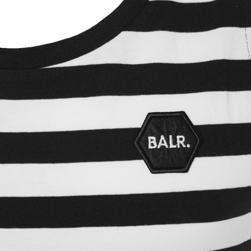 Striped Singlet Logo