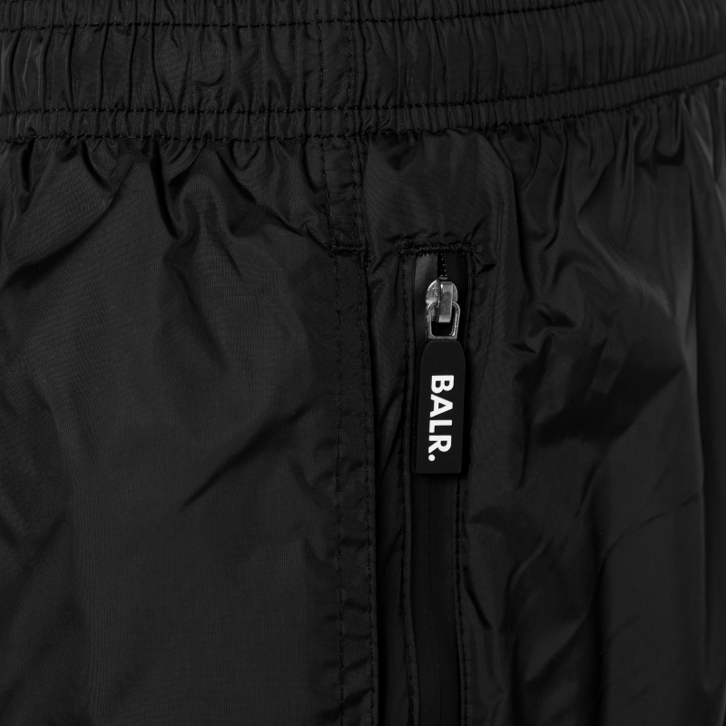Big Brand Swim Shorts Black Detail