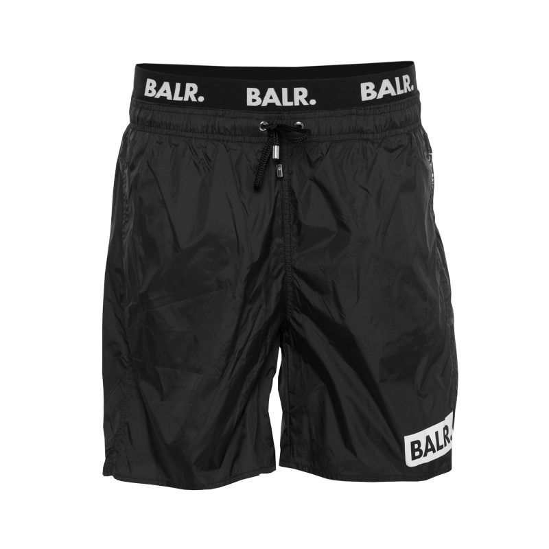 Club Trunks Swim Shorts Black