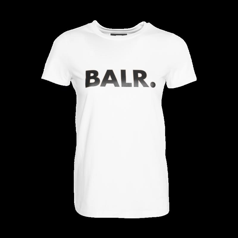 Brand T-Shirt Wit