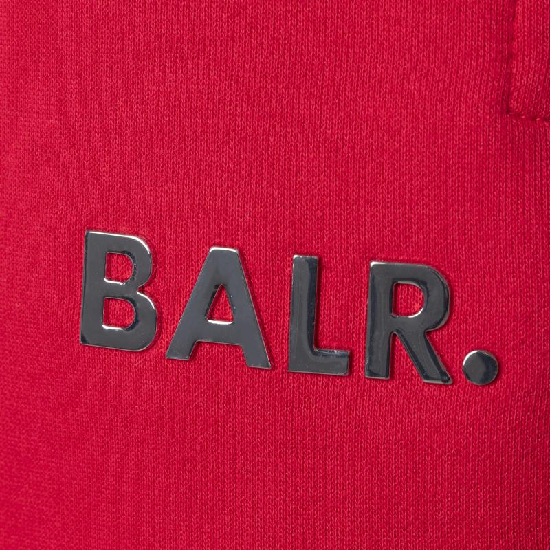 BALR. (BALR.)RED Q-Series Sweatpants Red Detail 3