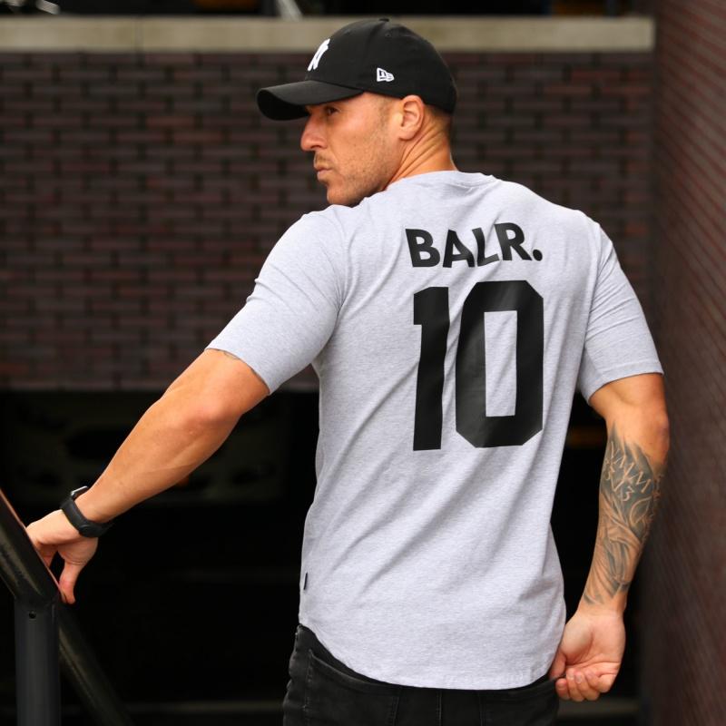Grey BALR. 10 Shirt Lifestyle