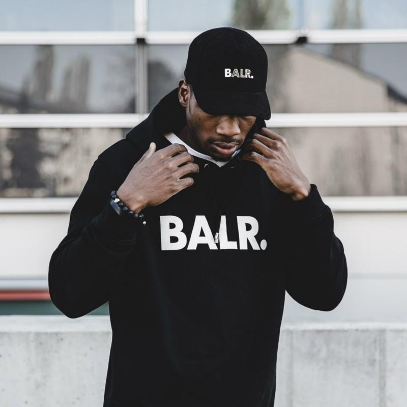 Black Brand Hoodie Lifestyle