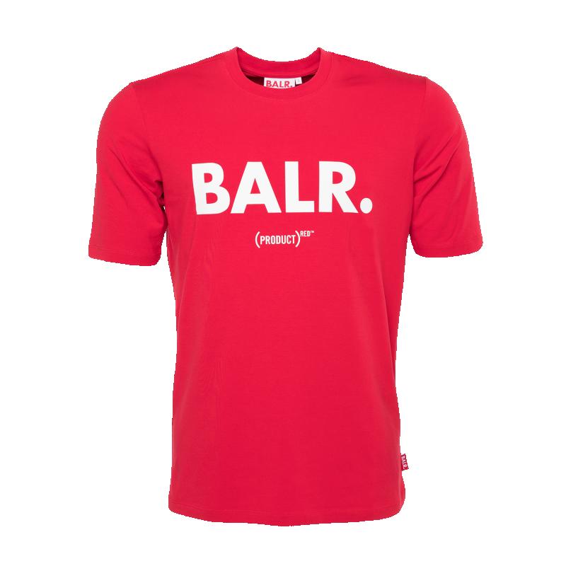 (BALR.)RED T-Shirt