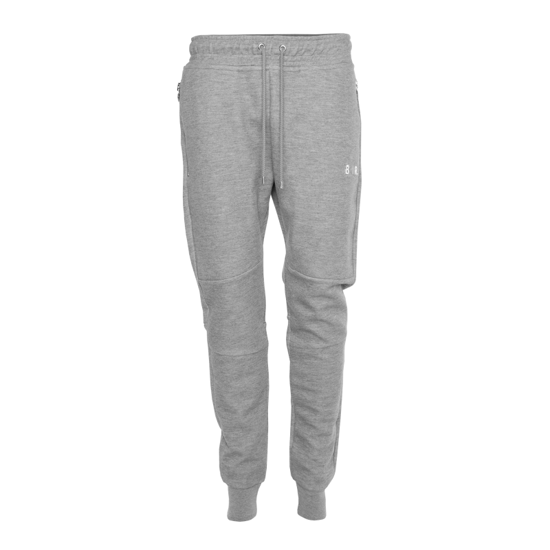 Q-series Classic Sweatpants Grey Front