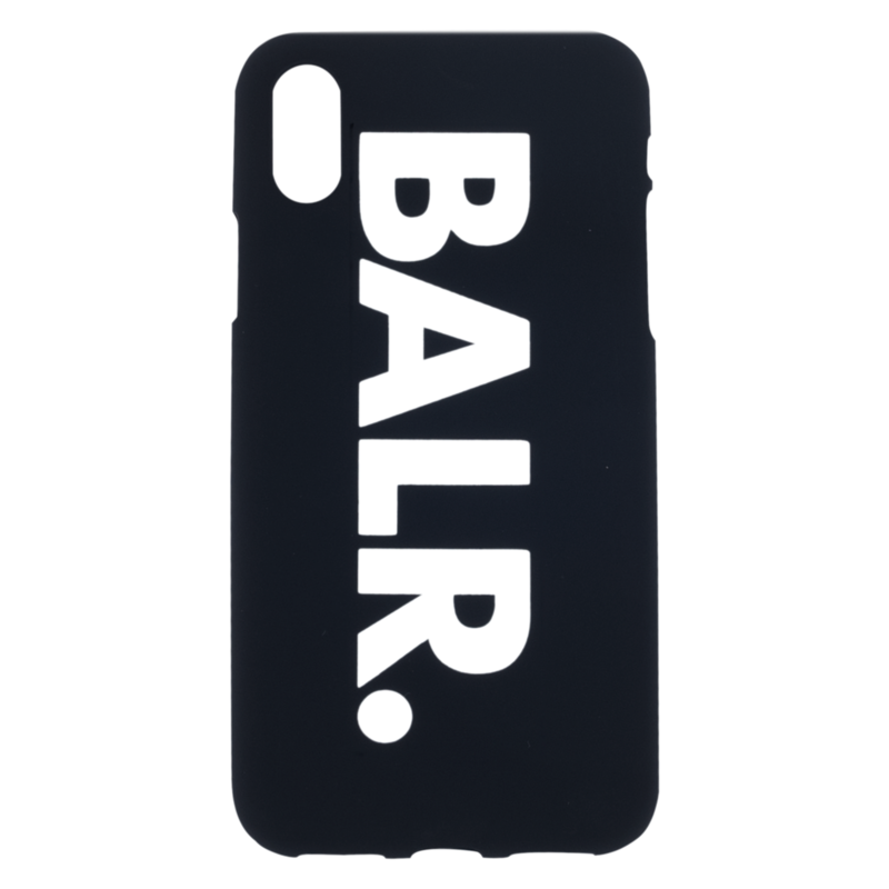 Brand Silicone iPhone XS Case