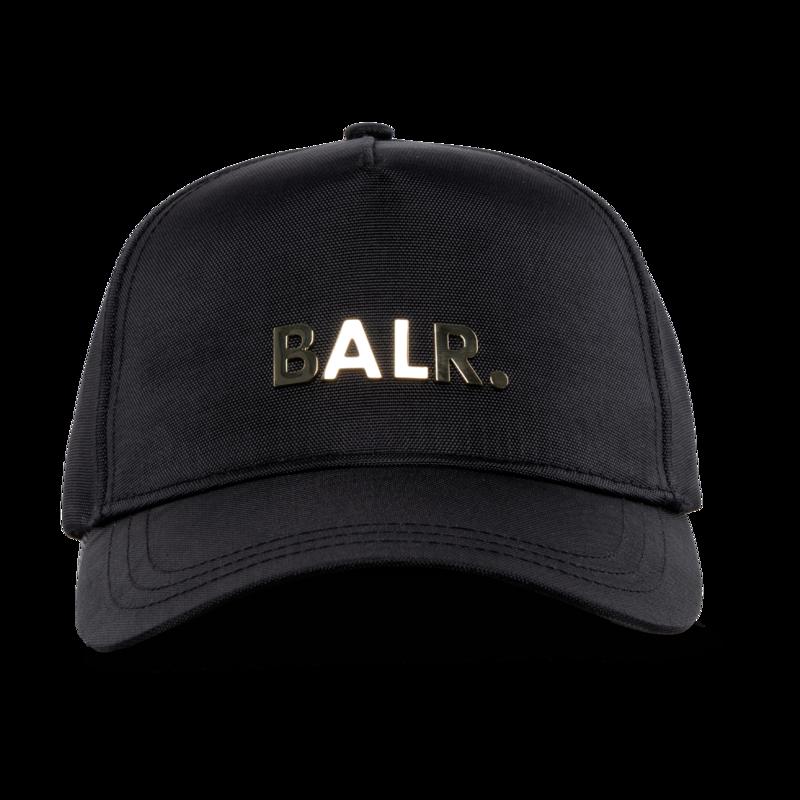 Gold metal plate cap