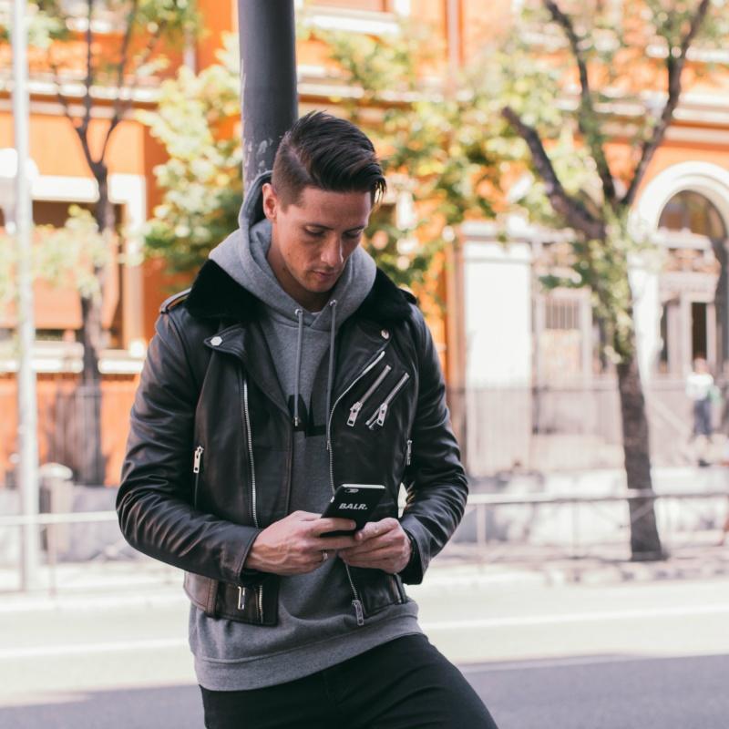 Leather Biker Jacket Lifestyle
