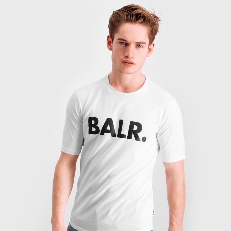 Levensstijl Wit Brand Shirt