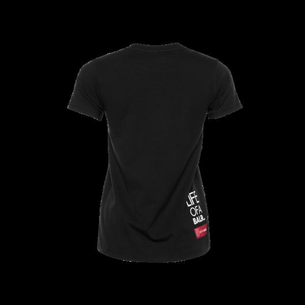 Achterkant BALR. Embroidered T-Shirt Women