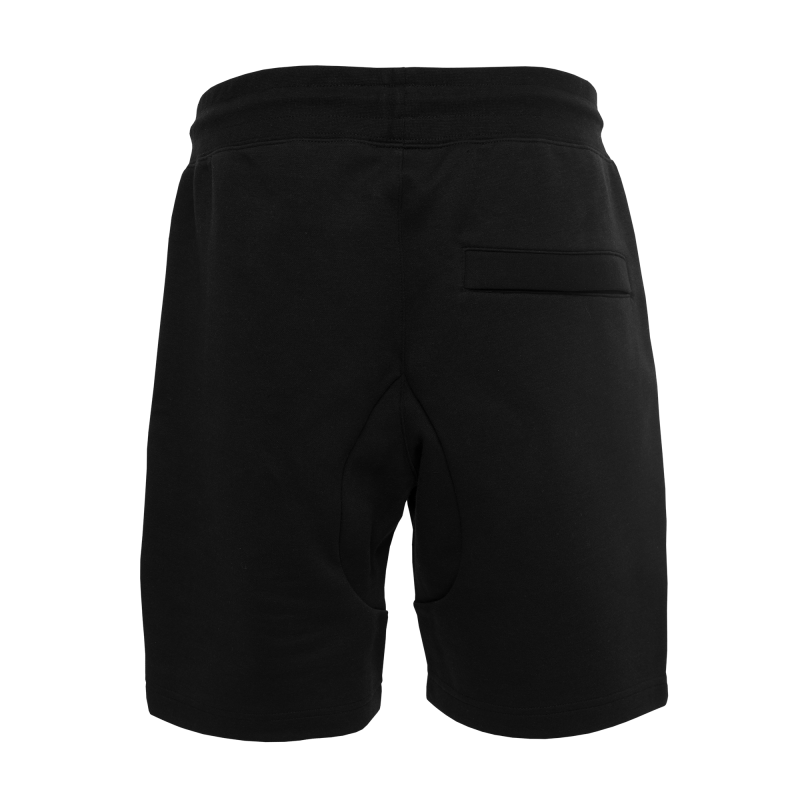 BALR. Q-Series Sweat Shorts Renewed Black Back