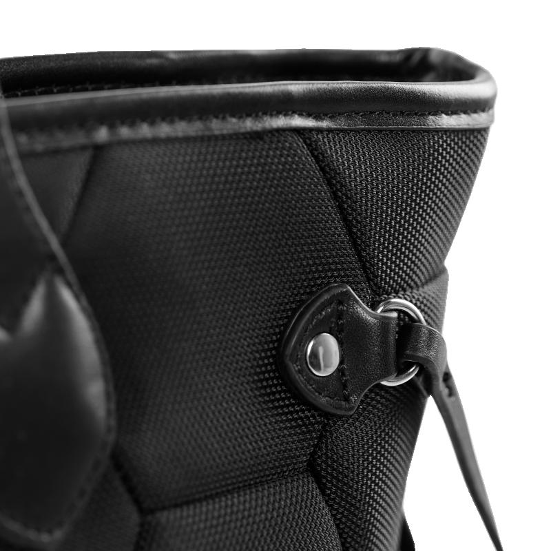 Nylon Tote Bag Side