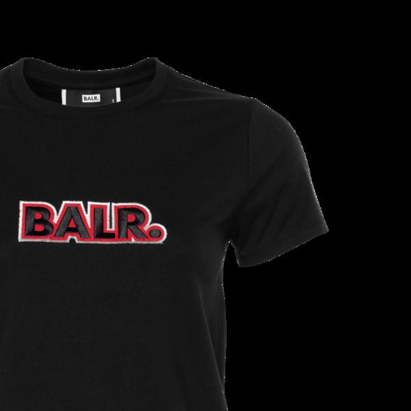 Detail 1 BALR. Embroidered T-Shirt Women