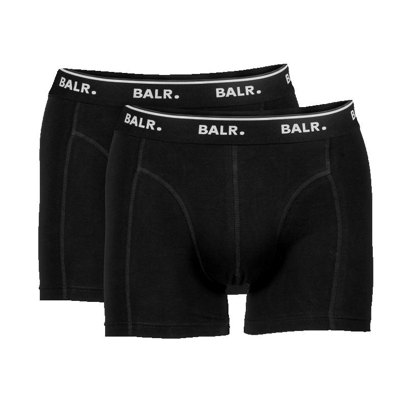 2-pack Trunks Black Front