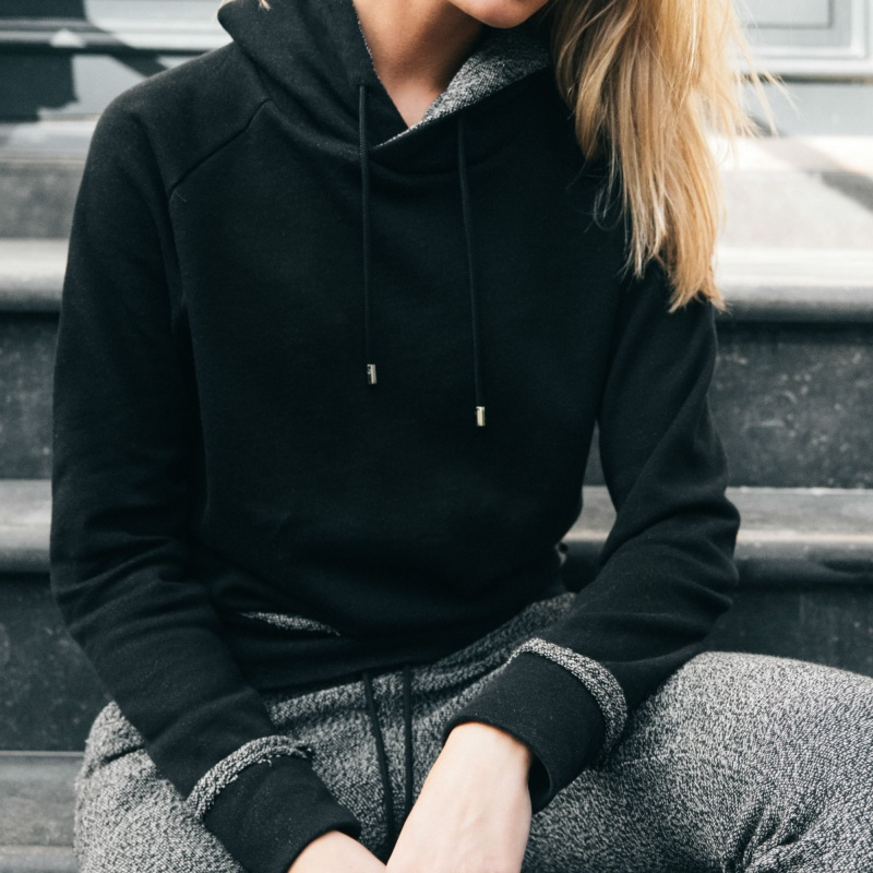 Training Hoodie Women Lifestyle