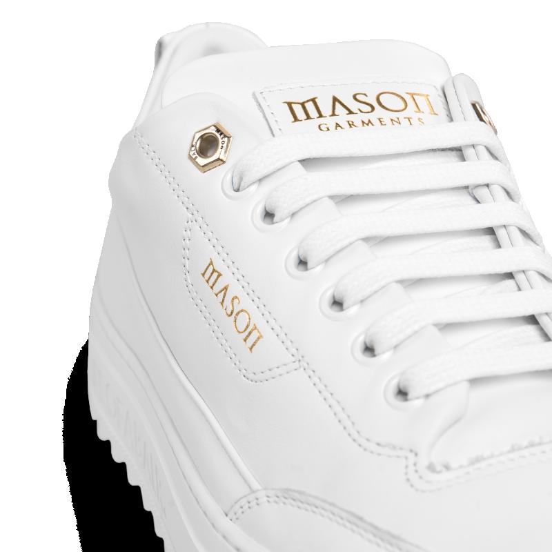 Detail BALRxMasonGarments Torino Sneakers Wit