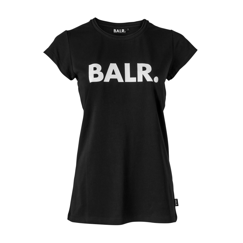 Brand Women Shirt Black