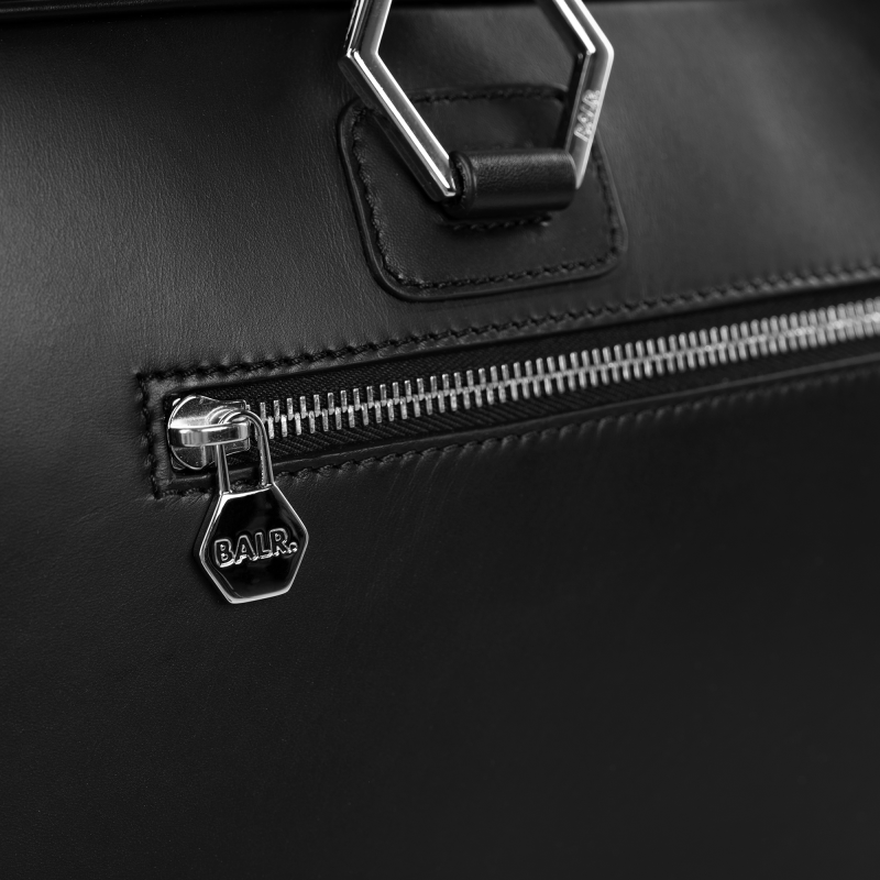 BALR. Leather Men's Bag Detail