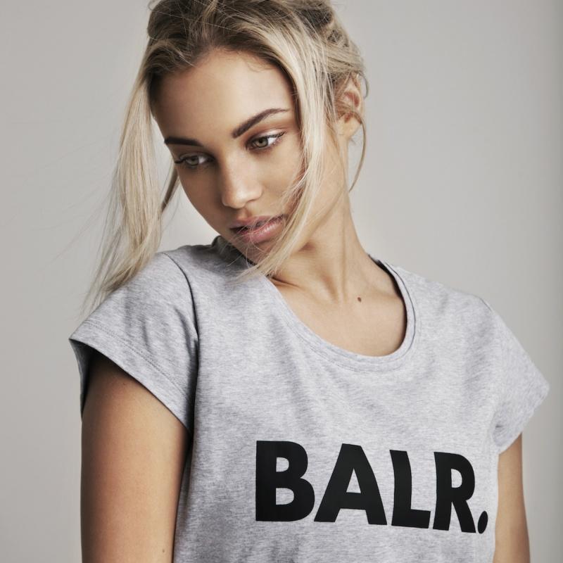 Grey Women Shirt Lifestyle