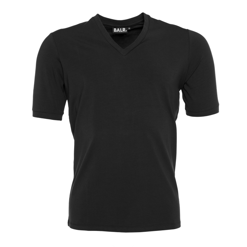 V-Neck Shirt Black