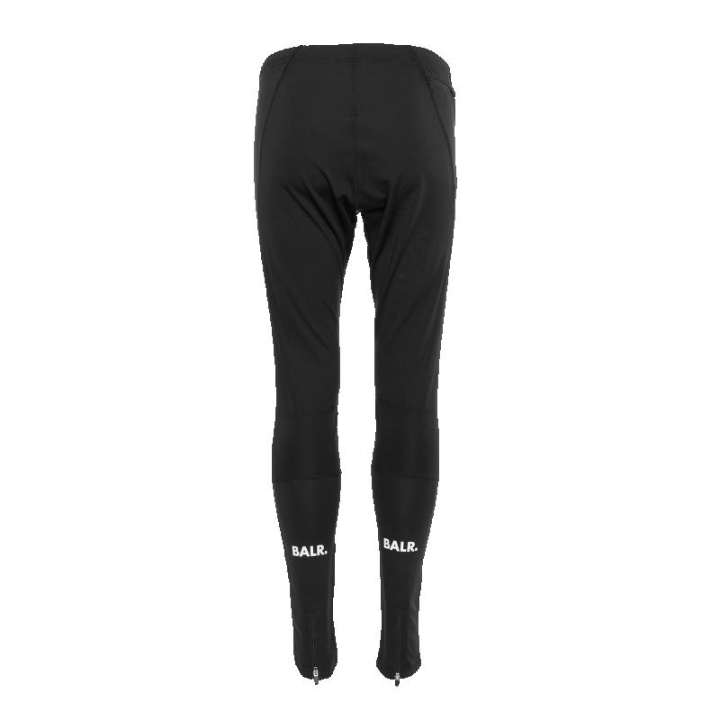 Achterkant Workout Pants Zwart