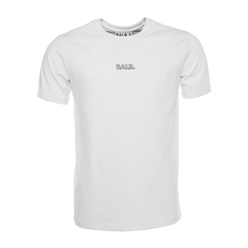 White HQ Shirt Front