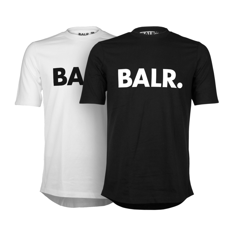 Brand 2-pack Black And White Front