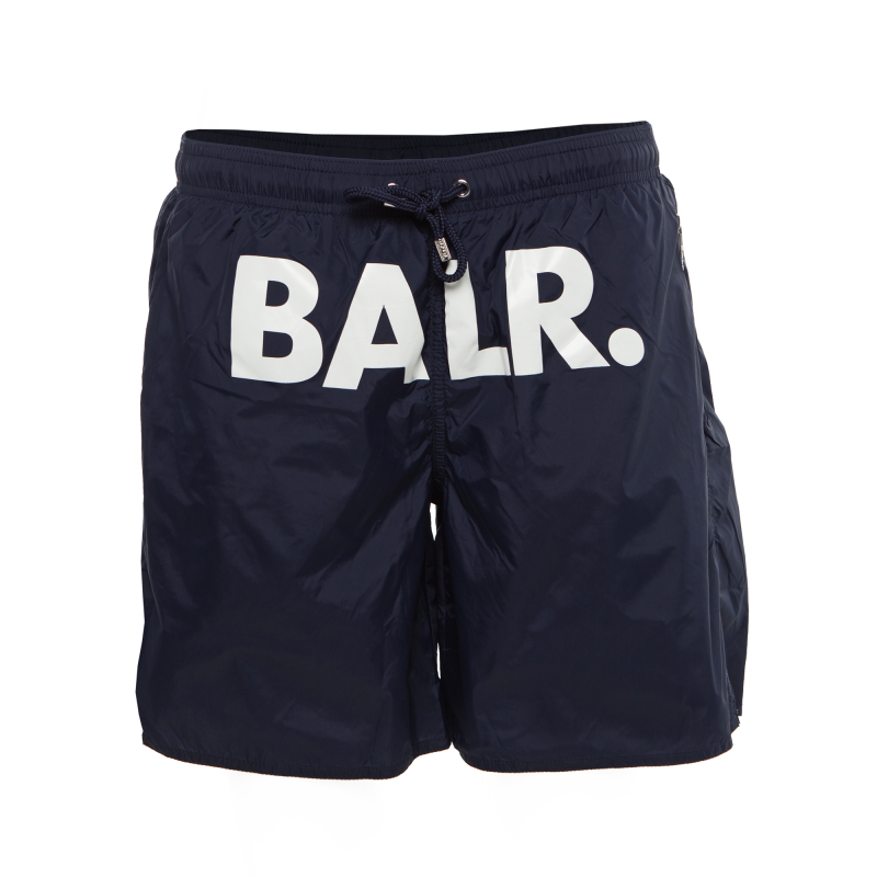 BALR. Swim Shorts Navy Blue
