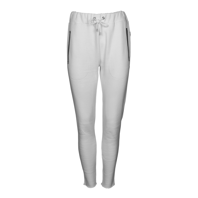 Women Sweatpants Front White