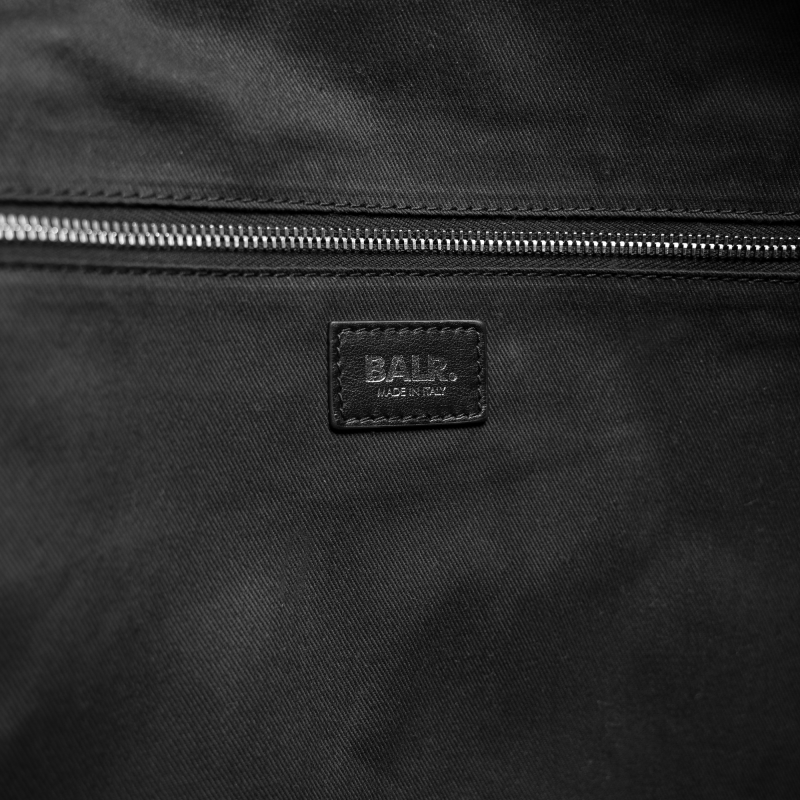 BALR. Leather Men's Bag Rits Detail