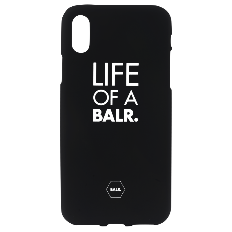 LOAB. Silicone iPhone X Case