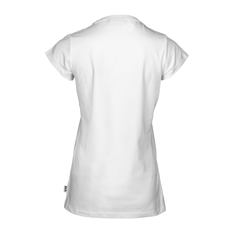 Club Women Shirt White Back