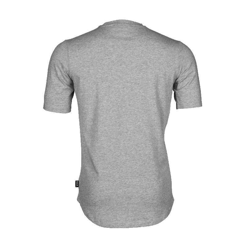 Grey Club Shirt Back