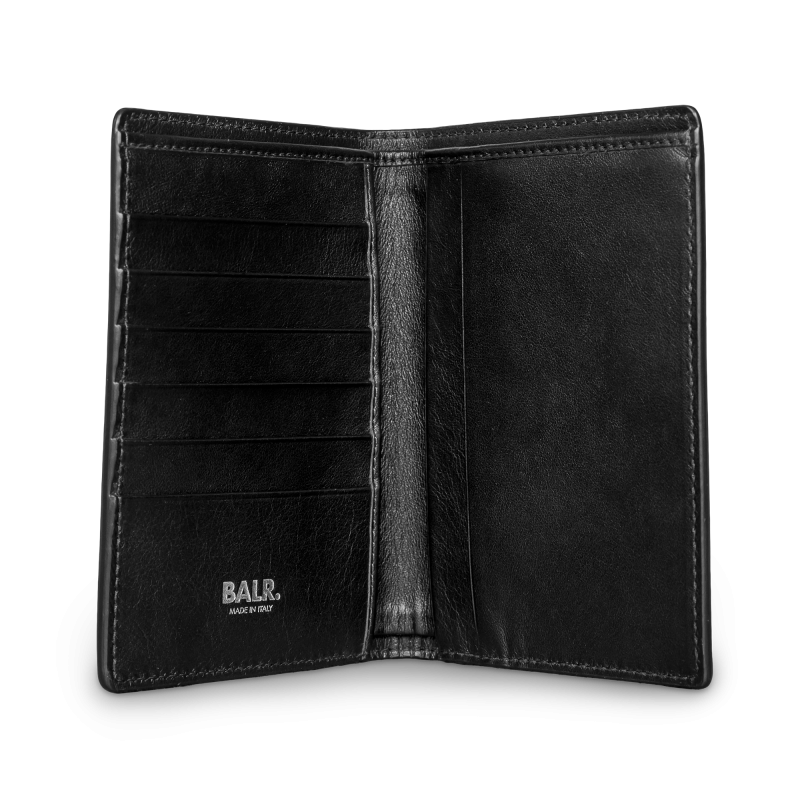 Leather Passport Cover Inside
