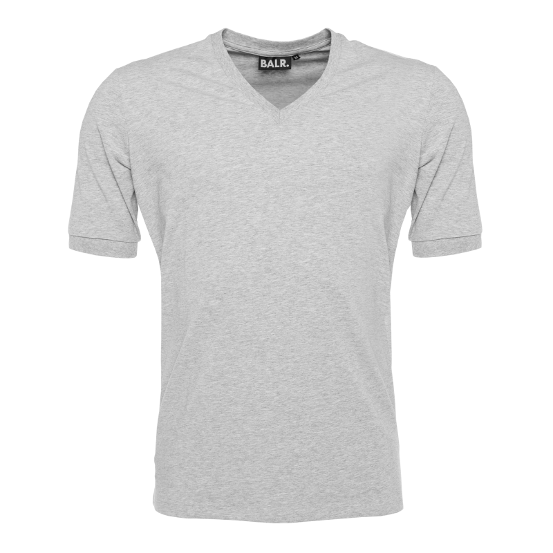 V-Neck Shirt Grey