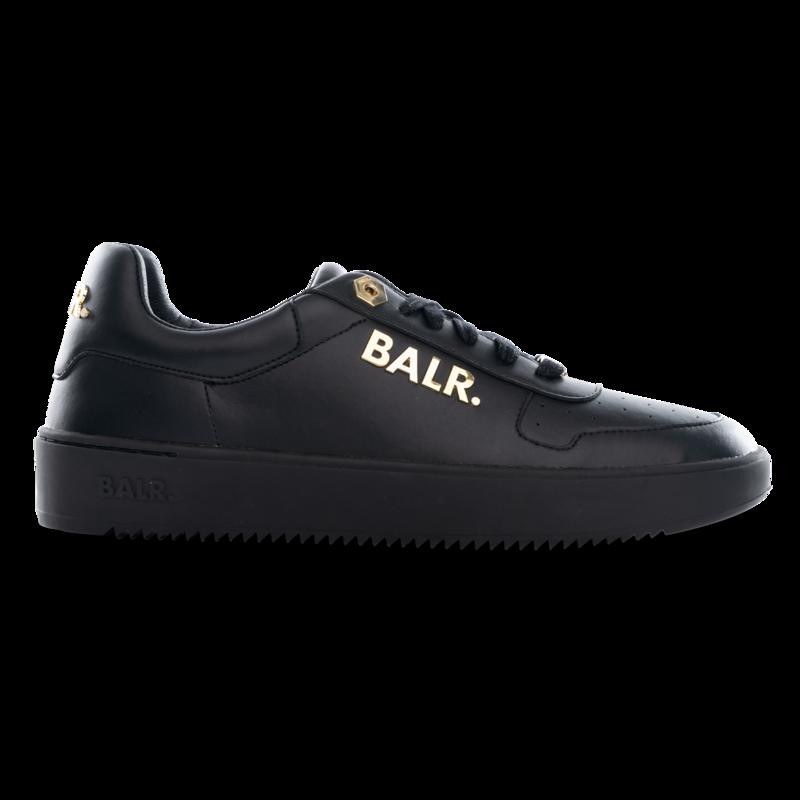 BALR. Gold Metal Logo Sneaker