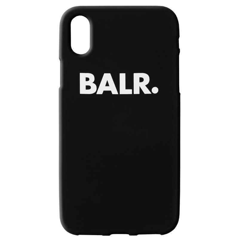 BALR. Silicone iPhone X Case