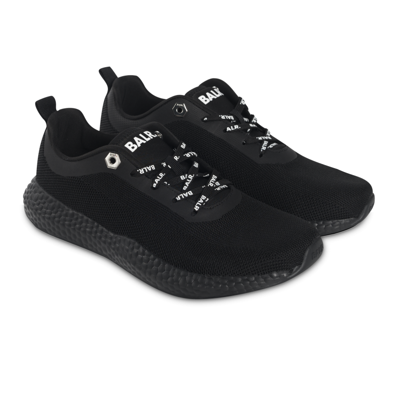 Ultra Clean Sneakers Black