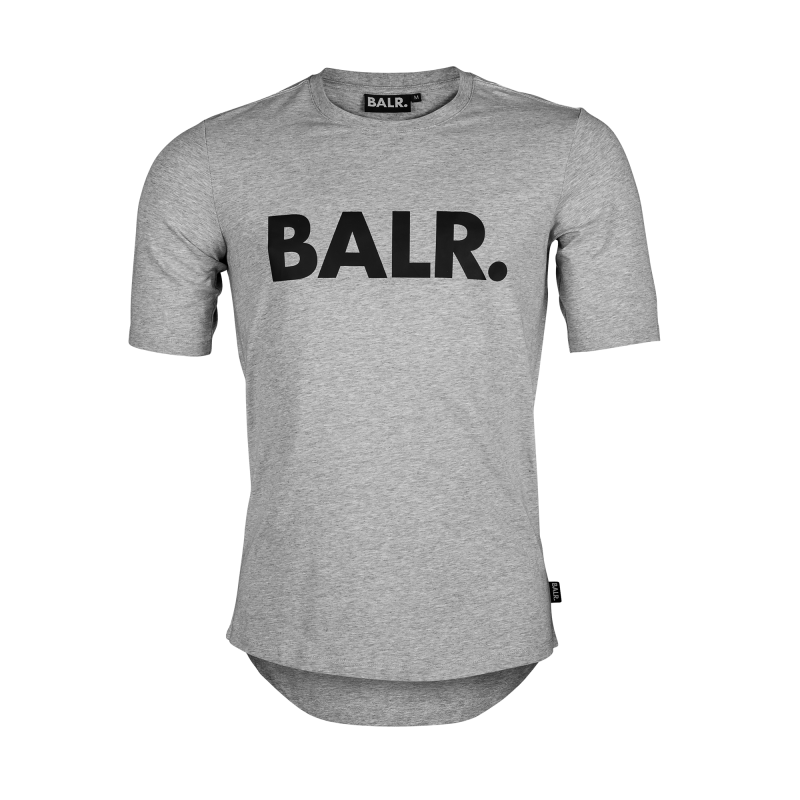 Brand Shirt Grey