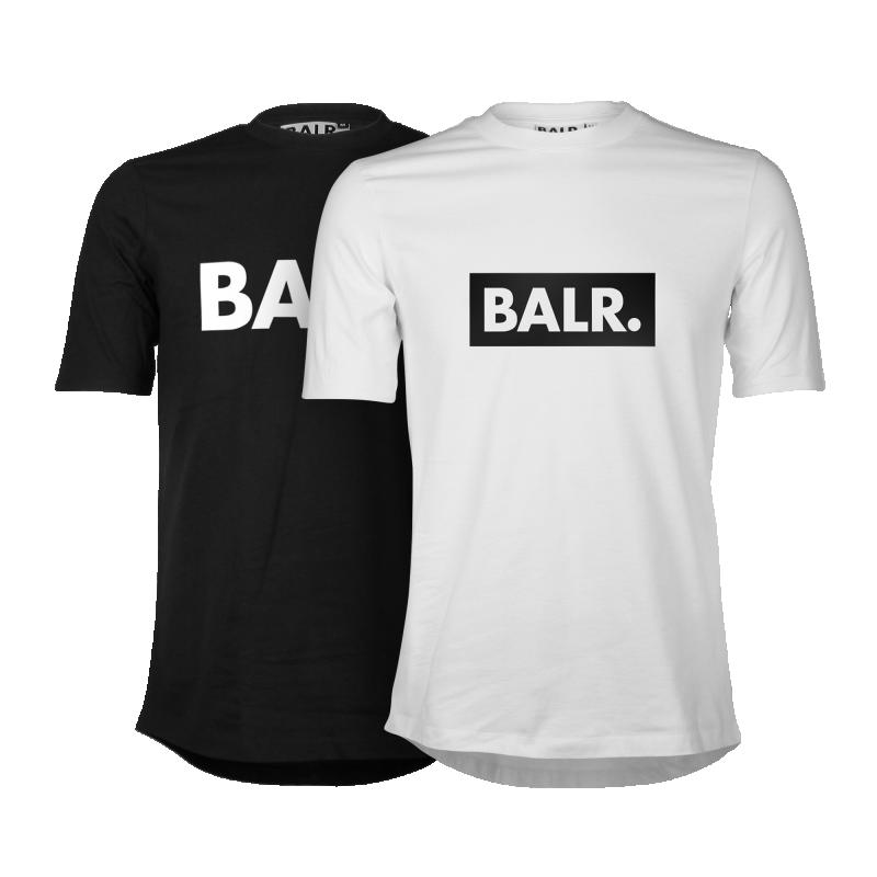 BALR. Brand & Club 2-Pack